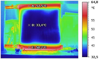 Termografia infrarosso indagini termografiche perizie for Temperatura acqua termosifoni
